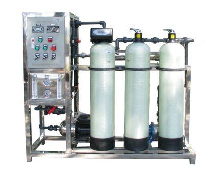 Tỷ lệ nước nhiễm phèn, nhiễm sắt là rất cao