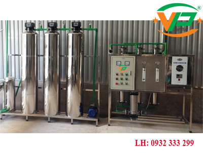 Tìm hiểu về dây chuyền sản xuất nước uống đóng bình