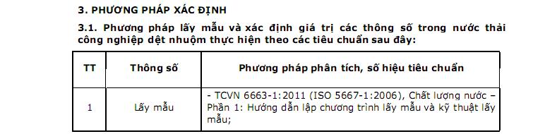 QCVN13-MT:2015/BTNMT-7