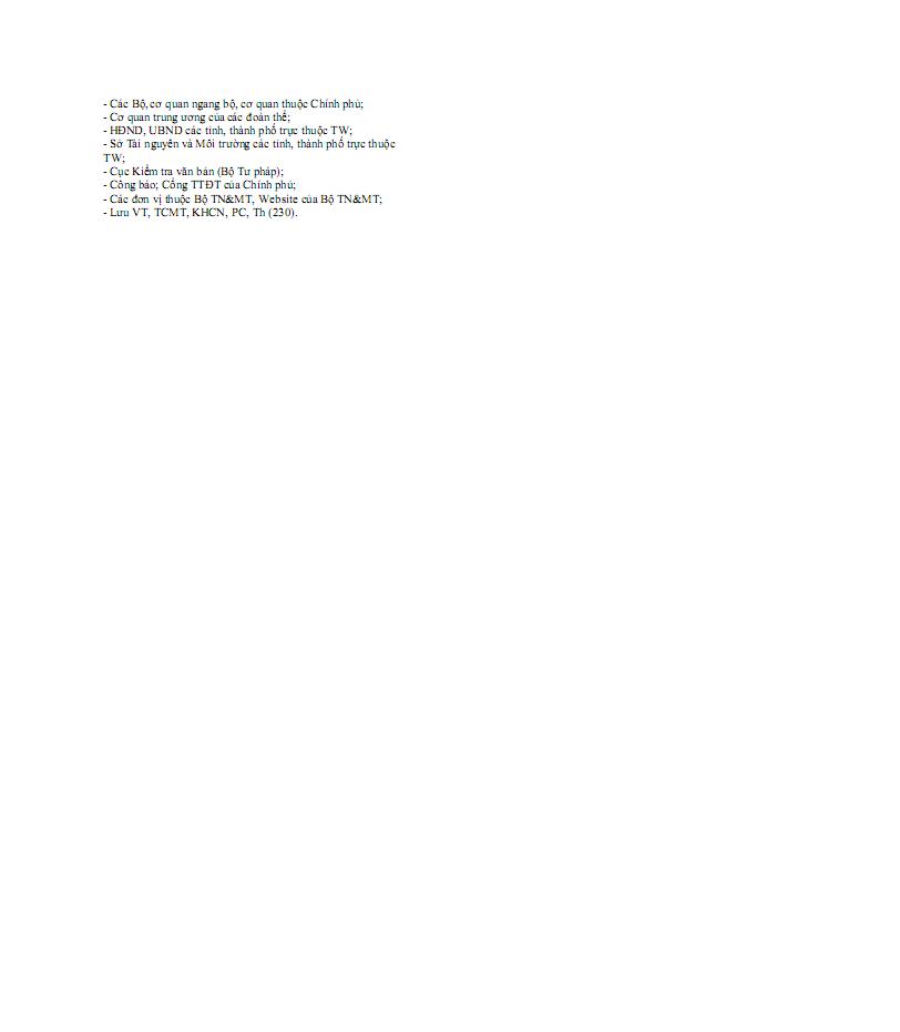QCVN40:2011/BTNMT về nước thải công nghiệp - 1