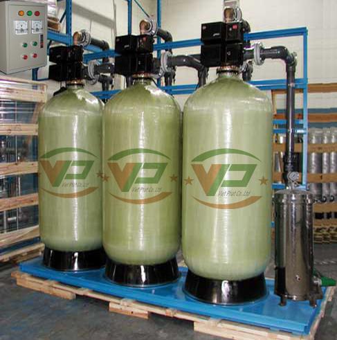 hệ thống lọc thô, hệ thống lọc nước giếng khoan