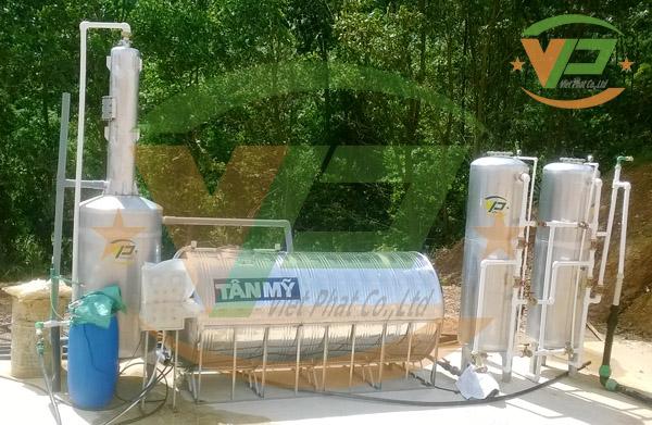 lọc nước giếng khoan công suất lớn, lọc nước sinh hoạt, lọc nước sinh hoạt công suất lớn