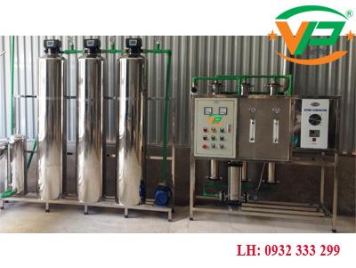 Báo giá máy lọc nước công nghiệp - Tel: 0976 155 886
